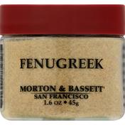 Morton & Bassett Spices Fenugreek