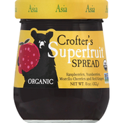 Crofter's Superfruit Spread, Organic, Asia