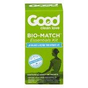 Good Clean Love Bio-Match Essentials Kit