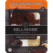 Hillshire Farm Small Plates, All Natural Uncured Spanish Style Chorizo