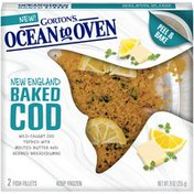 Gorton's New England Baked Cod