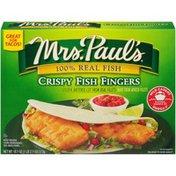 Mrs. Paul's Crispy Fish Fingers