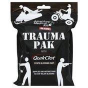 Adventure Med Trauma Pak, with QuikClot