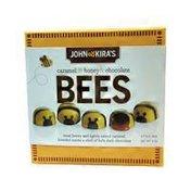 John & Kira's Caramel & Honey & Chocolate Bees