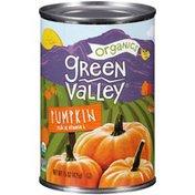 Green Valley Creamery Organics Pumpkin