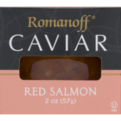 Romanoff Caviar Caviar, Red Salmon