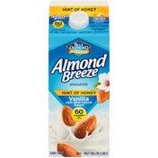 Almond Breeze Hint of Honey Vanilla Almondmilk