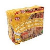 Kim Ve Wong Sesame Chicken Instant Noodles
