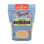 Bob's Red Mill Steel Cut Oats, Gluten Free