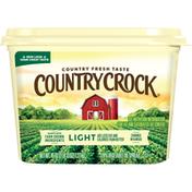 Country Crock Vegetable Oil Spread, Light