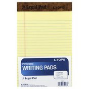 The Honey House Writing Pads, Perforated, Canary, Jr. Legal Rule