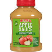 Stater Bros. Markets Unsweetened Applesauce