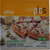PICS Pizza, Cauliflower Crust, Cheese
