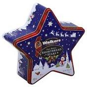 Walkers Shortbread, Pure Butter, Stars