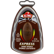 Kiwi Leather Cuir Express Shine Sponge