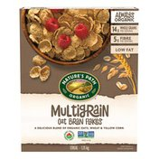 Nature's Path Multigrain Oat Bran Flakes Cereal