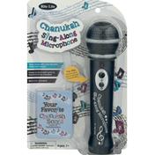Rite Lite Sing-Along Microphone, Chanukah
