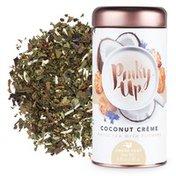 Pinky Up Coconut Crème Loose Leaf Tea Tins
