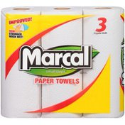 Marcal® 2-Ply Regular Roll Paper Towels