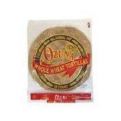 Ozuna Whole Wheat Tortillas