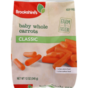 Brookshire's Baby Carrots, Whole, Classic