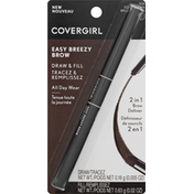 CoverGirl Brow Definer, 2 in 1, Soft Brown 300