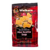 Walkers Shortbread Mini Scottie Dogs