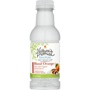 Nature's Promise Unsweetened Flavored Water Blood Orange