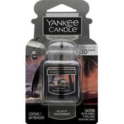 Yankee Candle Air Freshener, Black Coconut