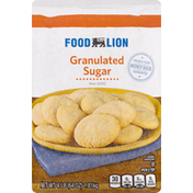 Food Lion Sugar, Granulated