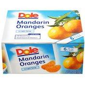 Dole In Light Syrup 15 oz Mandarin Oranges