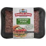 Farmer John All Natural Ground Pork