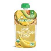 Happy Baby Bananas, Pineapple, Avocado & Granola