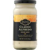 Private Selection Cream Sauce, Classic Alfredo