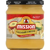 Mission Cheddar Cheese Dip