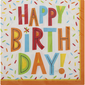 Celebrations Napkins, Birthday Fun, 2-Ply