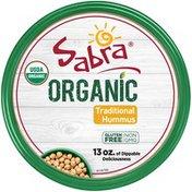 Sabra Organic Traditional Hummus Dip