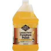 First Street Furniture Polish, Lemon Twist