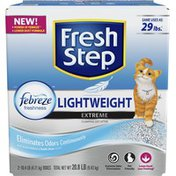 Fresh Step Litter, Scented, Lightweight Extreme, Box