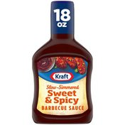 Kraft Sweet & Spicy Slow-Simmered Barbecue Sauce