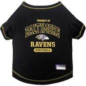 Pets First Large Baltimore Ravens T-Shirt