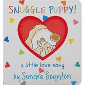 Workman Book, Snuggly Puppy
