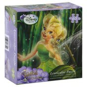 Disney Puzzle, Lenticular, Disney Fairies TinkerBell and the Great Fairy Rescue