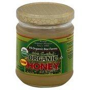 Ys Organic Bee Farms Honey, Raw, Organic
