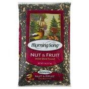 Audubon Park Wild Bird Food, Nut & Fruit