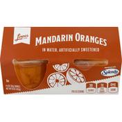 Lowes Foods Mandarin Oranges, in Water