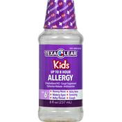 Texa Clear Allergy, Kids