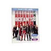 Warner Brothers Ocean's 8 Blu-ray DVD
