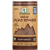 Natierra Cacao Powder, Organic