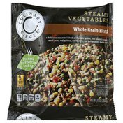 Culinary Circle Steamy Vegetables Whole Grain Blend